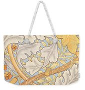 St James Wallpaper Design Weekender Tote Bag