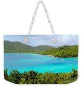 St John Beach Weekender Tote Bag