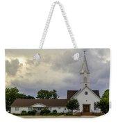 St John Lutheran Church Of Prairie Hill Weekender Tote Bag