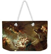 St. John Nepomuk Being Taken Weekender Tote Bag