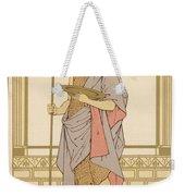 St John The Baptist Weekender Tote Bag