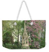 St. John The Divine Grounds Weekender Tote Bag
