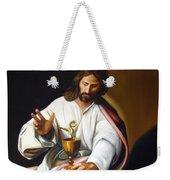 St John The Evangelist Weekender Tote Bag