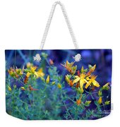 St John's Wort In The Forest Weekender Tote Bag