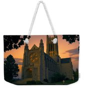 St Johns Cathedral - Spokane Weekender Tote Bag