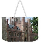 St. Johns College Cambridge Weekender Tote Bag