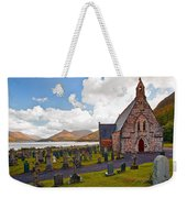 St  Johns Episcopal Ballachulish Weekender Tote Bag