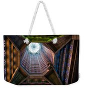 St Joseph's Spire Weekender Tote Bag by Dave Bowman