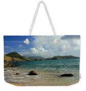 St. Kitts Beach Weekender Tote Bag