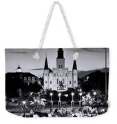 St. Louis Cathedral New Orleans Weekender Tote Bag