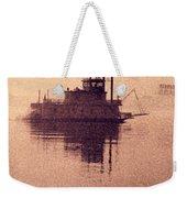 St Louis Paddlewheeler Weekender Tote Bag