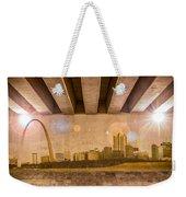 St. Louis Skyline Weekender Tote Bag