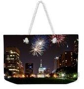St. Louis Under Fire Weekender Tote Bag