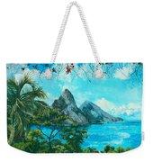 St. Lucia - W. Indies Weekender Tote Bag