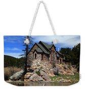 St. Malo Chapel Weekender Tote Bag