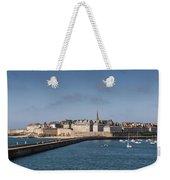 St Malo Weekender Tote Bag