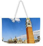 St Marks Square - Venice Italy Weekender Tote Bag