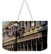 St. Mark's Square Venice Italy Weekender Tote Bag