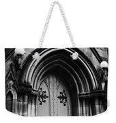 St Marys Cathedral Doors Weekender Tote Bag