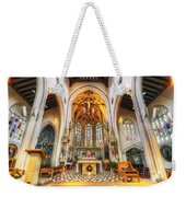 St Mary's Catholic Church - The Altar Weekender Tote Bag