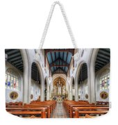St Mary's Catholic Church - The Nave Weekender Tote Bag