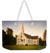 St. Mary's Chapel Weekender Tote Bag