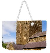 St Mary's Church Conway Weekender Tote Bag