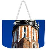 St. Mary's Church Tower Weekender Tote Bag