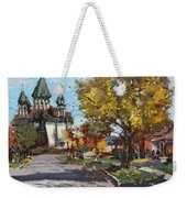 St. Marys Ukrainian Catholic Church Weekender Tote Bag
