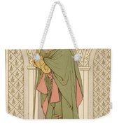 St Matthias Weekender Tote Bag by English School