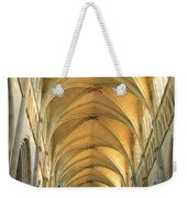 St. Maurice Cathedral In Vienne Weekender Tote Bag