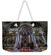 St. Maurice Church - Appenzell - Switzerland Weekender Tote Bag