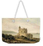 St Mawes Castle Weekender Tote Bag