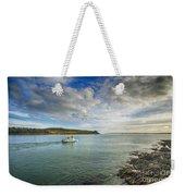 St Mawes Ferry Duchess Of Cornwall Weekender Tote Bag