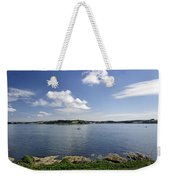 St Mawes From Pendennis Point Weekender Tote Bag