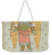 St Michael And All Angels By English School Weekender Tote Bag