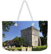 St Michael's Church - Shalfleet Weekender Tote Bag