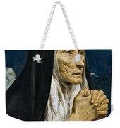 St Monica Weekender Tote Bag