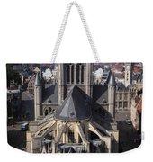 St Nicholas Church View Weekender Tote Bag