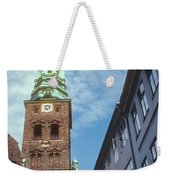 St. Nikolai Church Tower Weekender Tote Bag