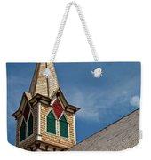 St Olaf Steeple Weekender Tote Bag