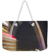 St Ouis Arch Special Zoom Effect Weekender Tote Bag
