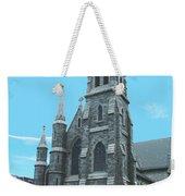 St Patrick Cathedral Weekender Tote Bag