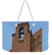 St Patrick Parish Bell Tower Weekender Tote Bag