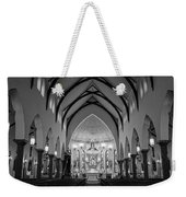 St Patricks Cathedral Fort Worth Weekender Tote Bag