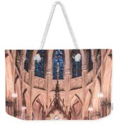 St Patricks Cathedral New York Usa Weekender Tote Bag
