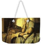 St. Paul In Prison Weekender Tote Bag