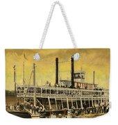 St. Paul Steamboat Weekender Tote Bag