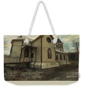 St. Pauls Anglican Church Weekender Tote Bag by Priska Wettstein