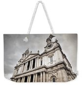 St Pauls Cathedral In London Uk Weekender Tote Bag